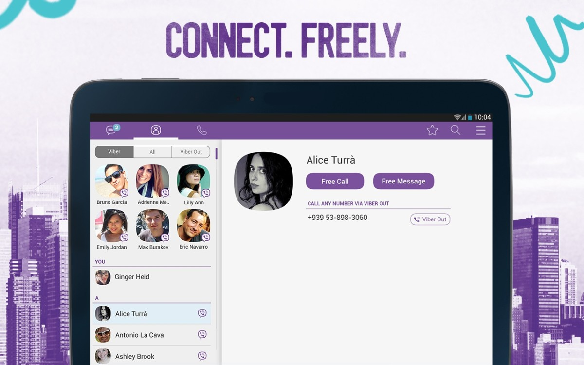 Viber brings text, voice and video chat to Chrome OS
