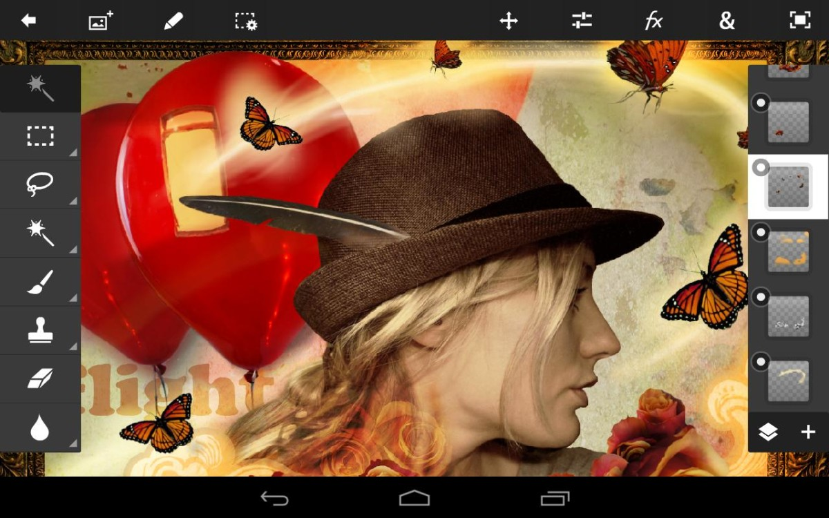 Adobe is shutting down Photoshop Touch to focus on Creative Cloud apps