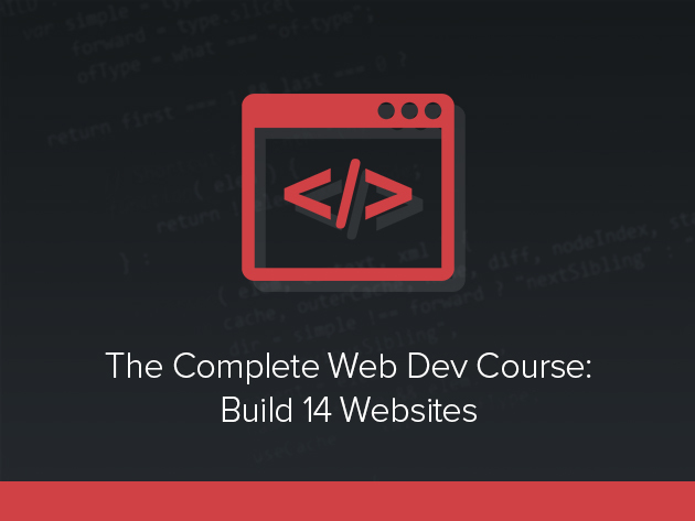 Learn to code with 94% off this course bundle