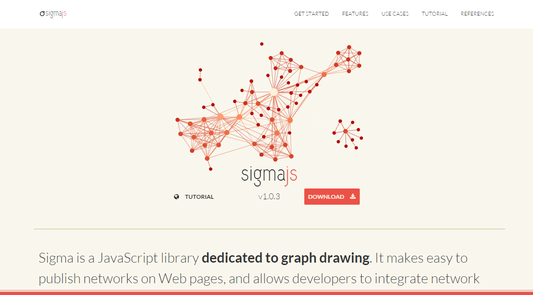 20 best javascript charting libraries sigmajs ccuart Choice Image