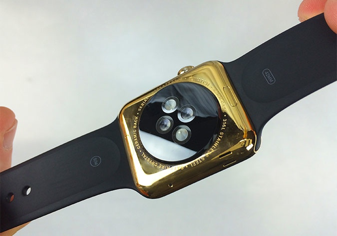 Here's how $115 can get you a gold Apple Watch