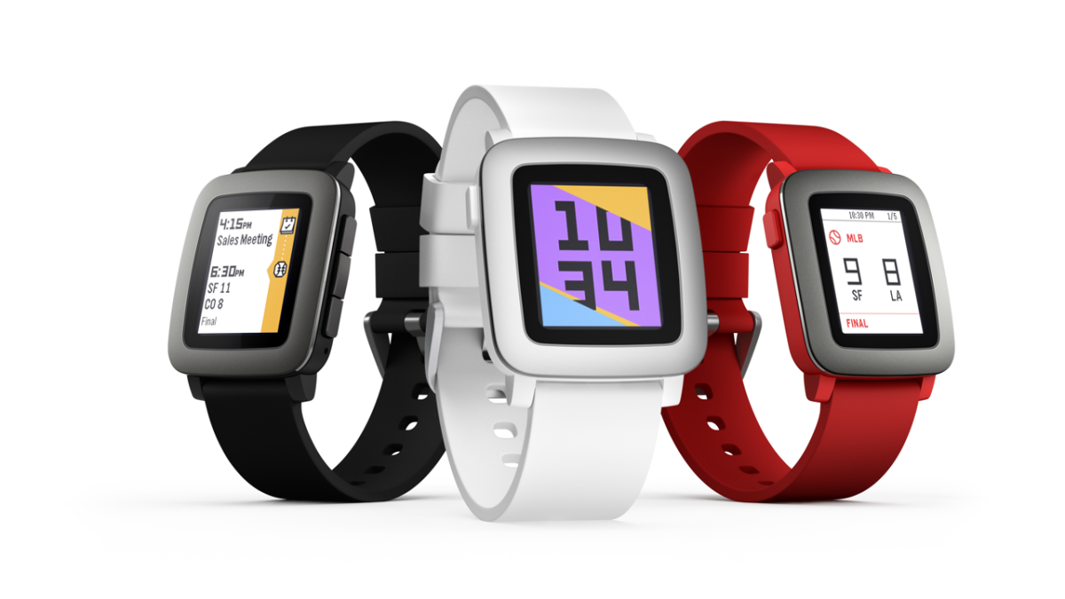 You can now pre-order a Pebble Time if you missed the Kickstarter Campaign
