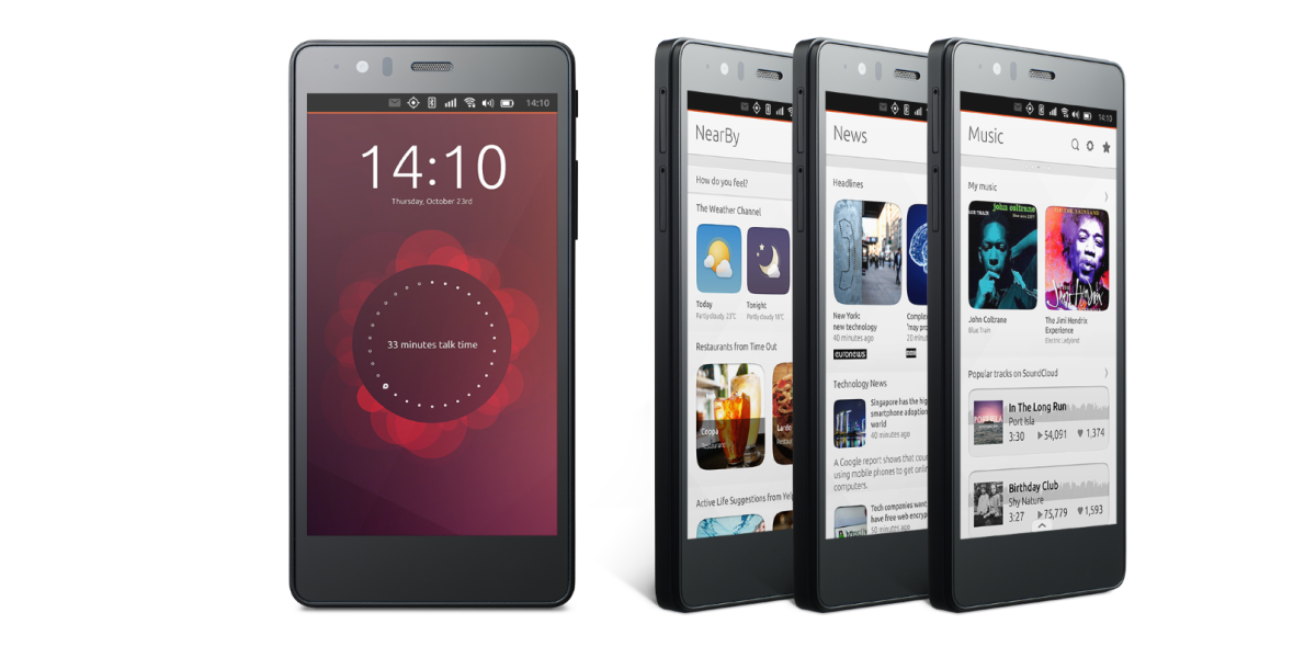 BQ's second Ubuntu OS handset arriving mid-June for just under €200