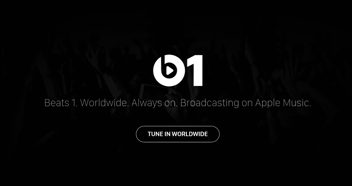 Beats 1 radio goes live following Apple Music launch
