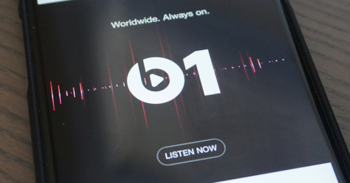New Apple Music trademarks suggest four more Beats stations are on the way