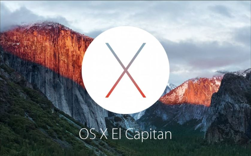 Apple announces OS X El Capitan
