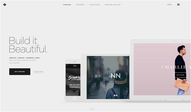 Minimalism in Web design: past and future