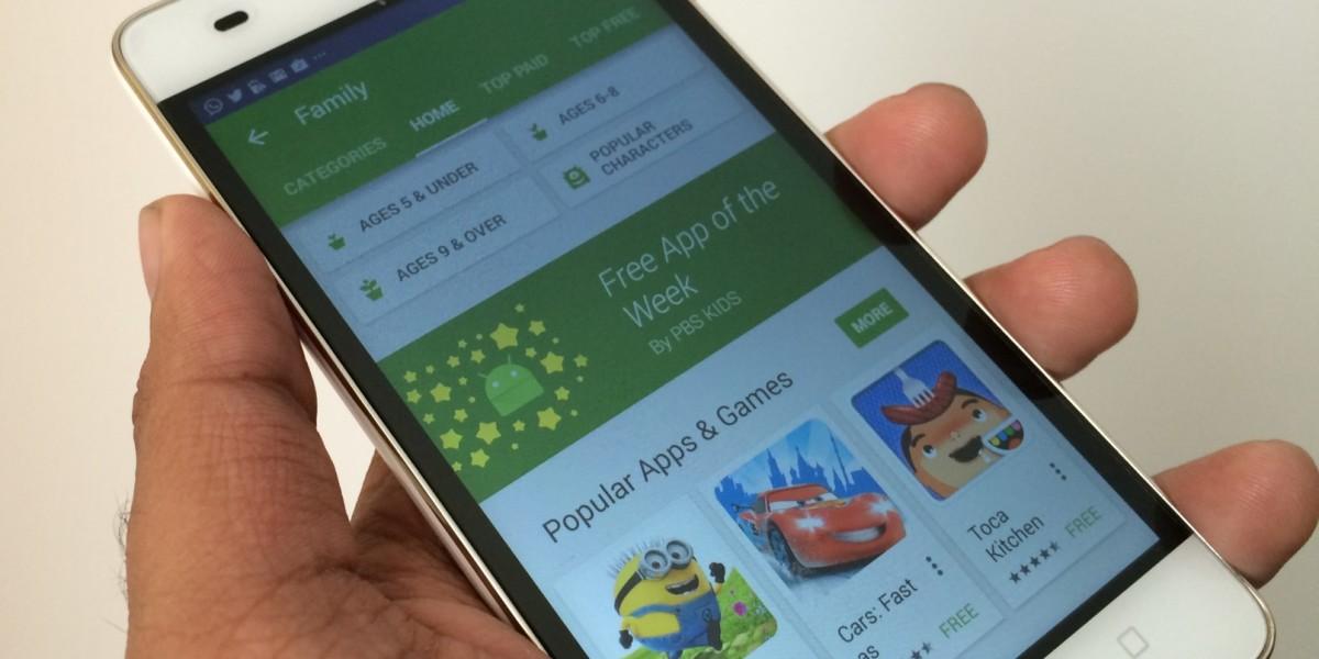 Google Play free app