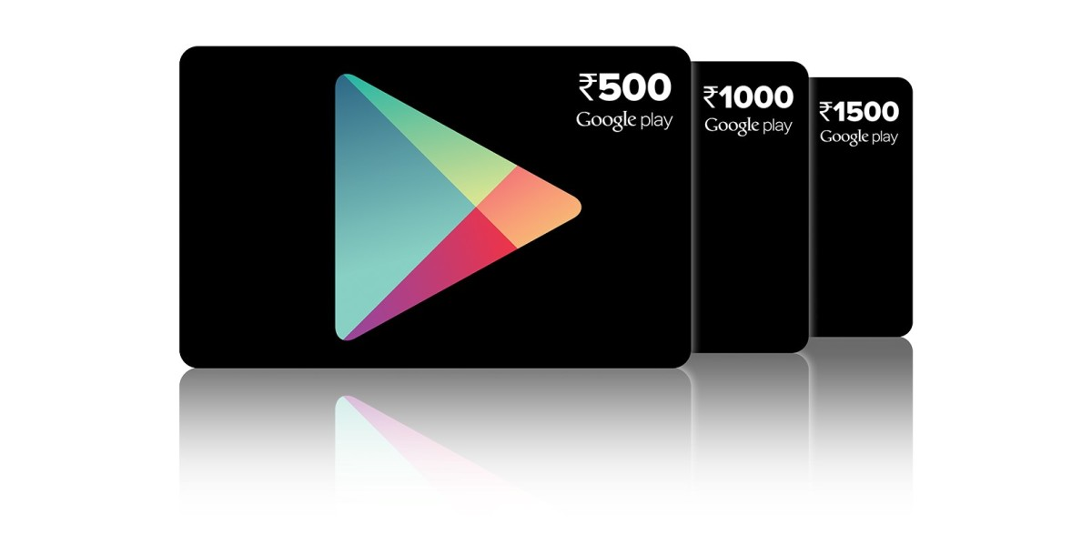 Google Play vouchers