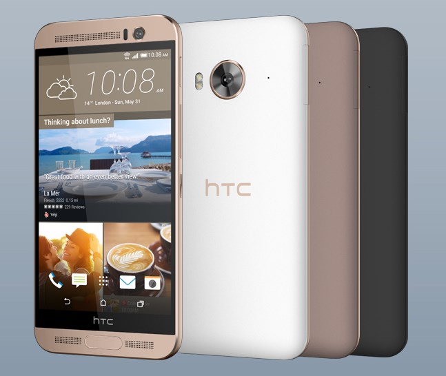 HTC One ME image