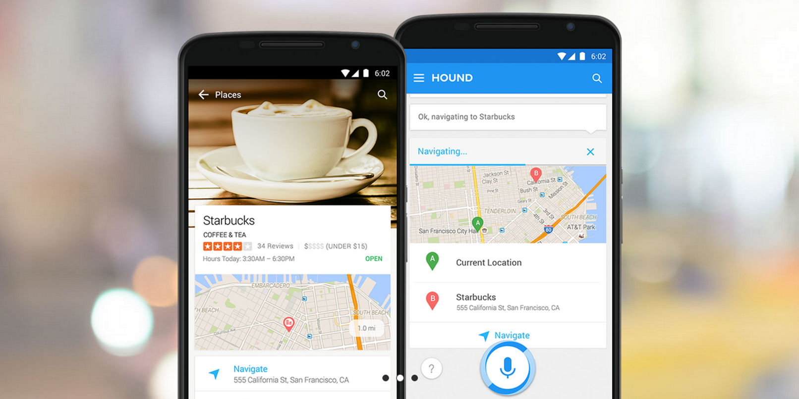 SoundHound launches a voice-controlled personal assistant called Hound