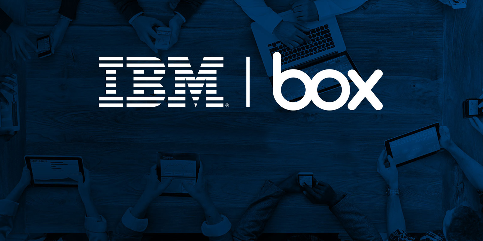 Box is teaming up with IBM to sell cloud services together