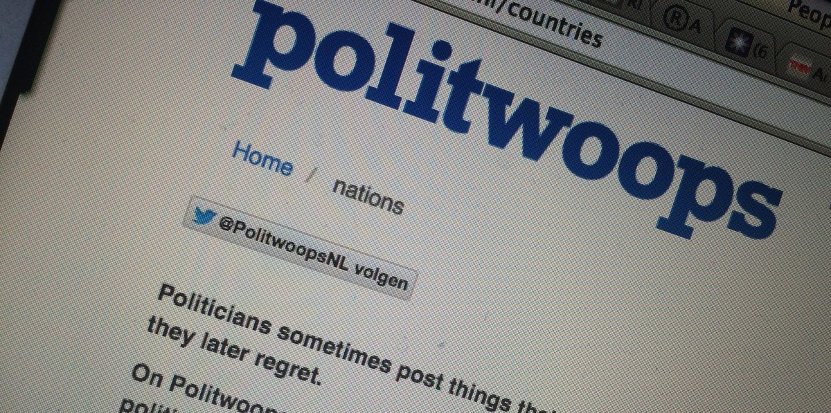 Politwoops lives on in 30 countries but still fears Twitter will kill it