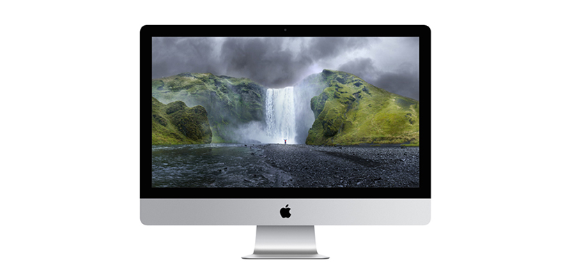 Win an iMac with 5K Retina display