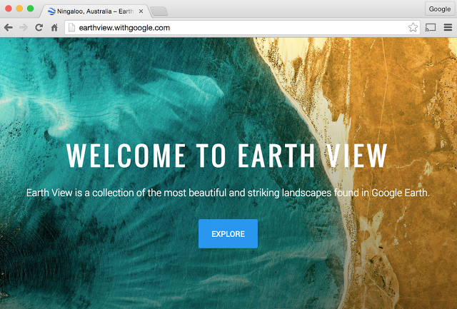 Google Earth turns 10, gets new exploration features and Earth View images