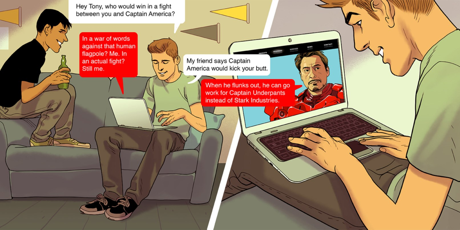 Imperson's new tech lets fans chat with their favorite fictional characters