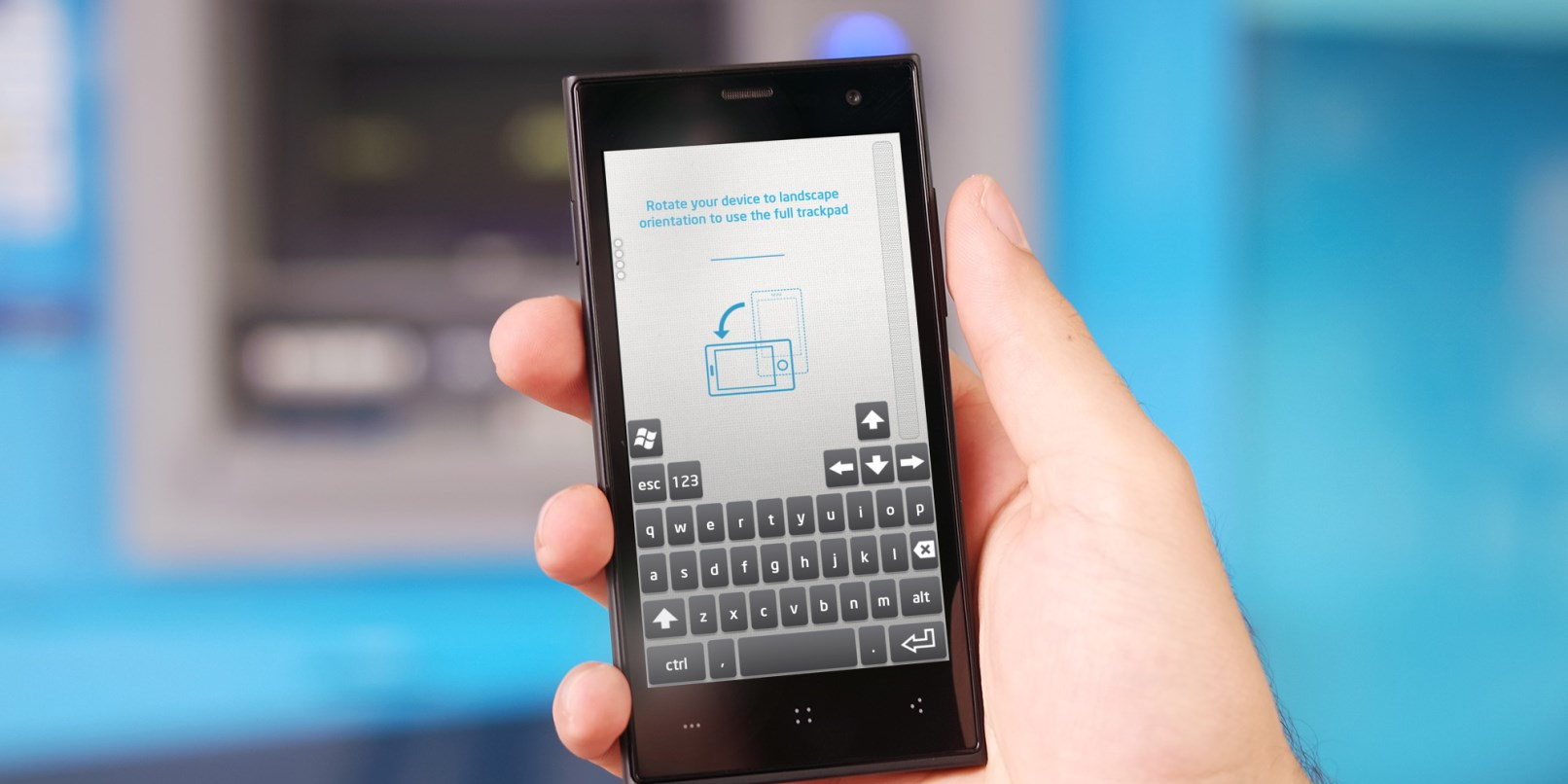 Intel Remote Keyboard for Android lets you control your PC from your couch