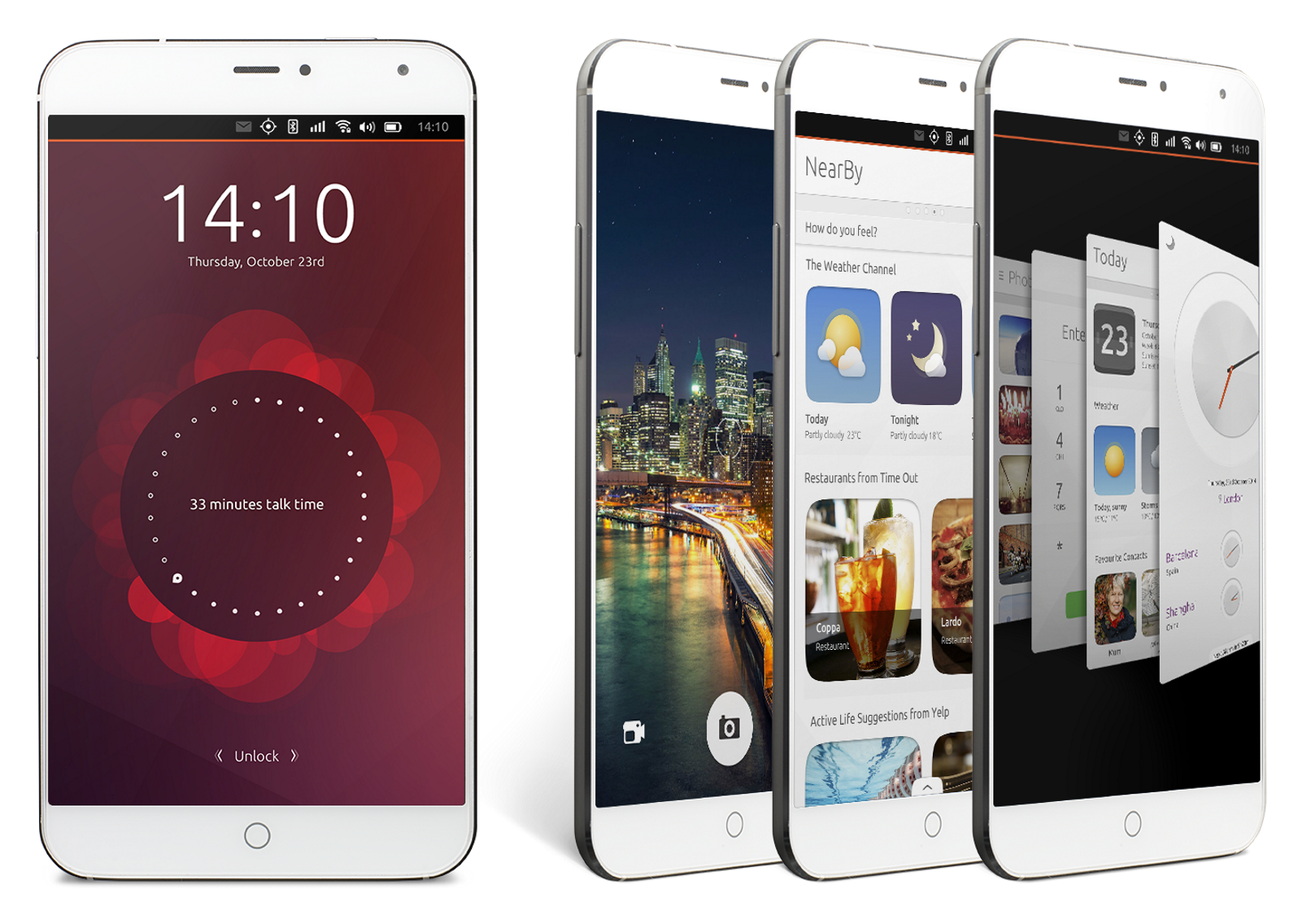 An ubuntu smartphone you might actually want to buy goes on sale in meizumx4eu stopboris Choice Image