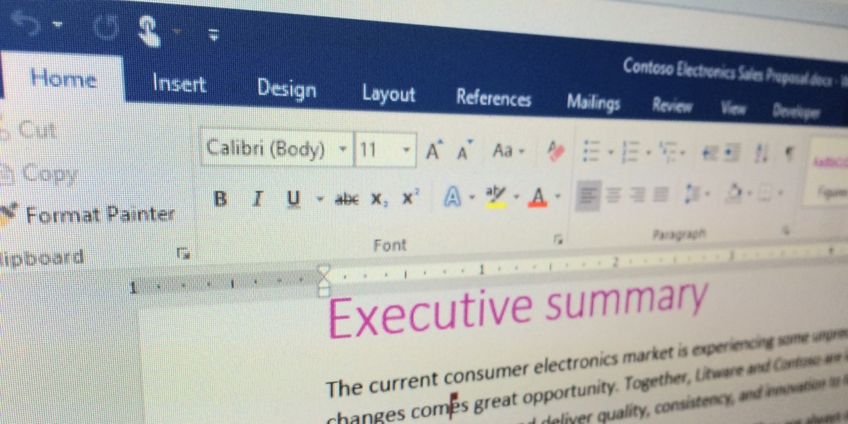 Office 2015 Preview