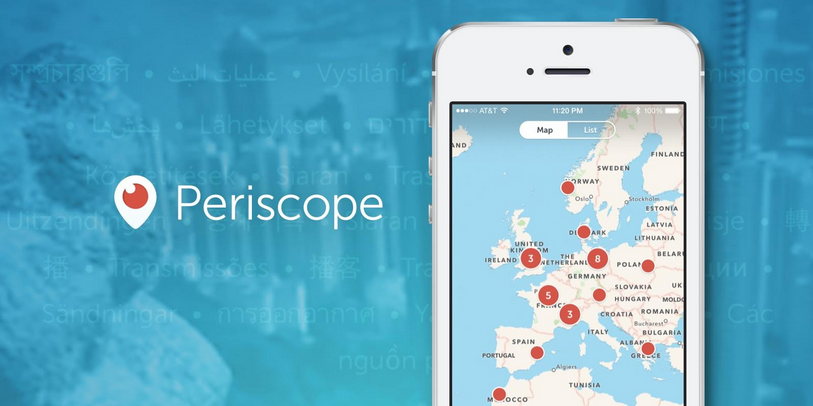 Periscope now has an embeddable 'On Air' button for broadcasts