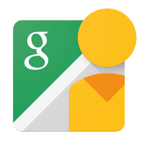 This is probably the new Street View icon, as seen on the Iris 360's website