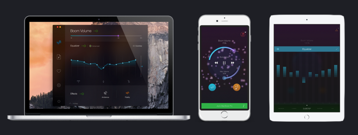 Boom 2 audio-enhancement app for Macs now has an iPhone remote