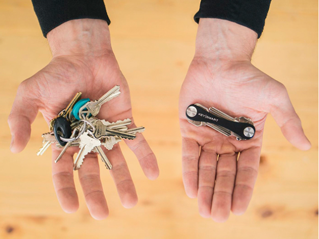 Last chance to get KeySmart 2.0 and an extender for just $17