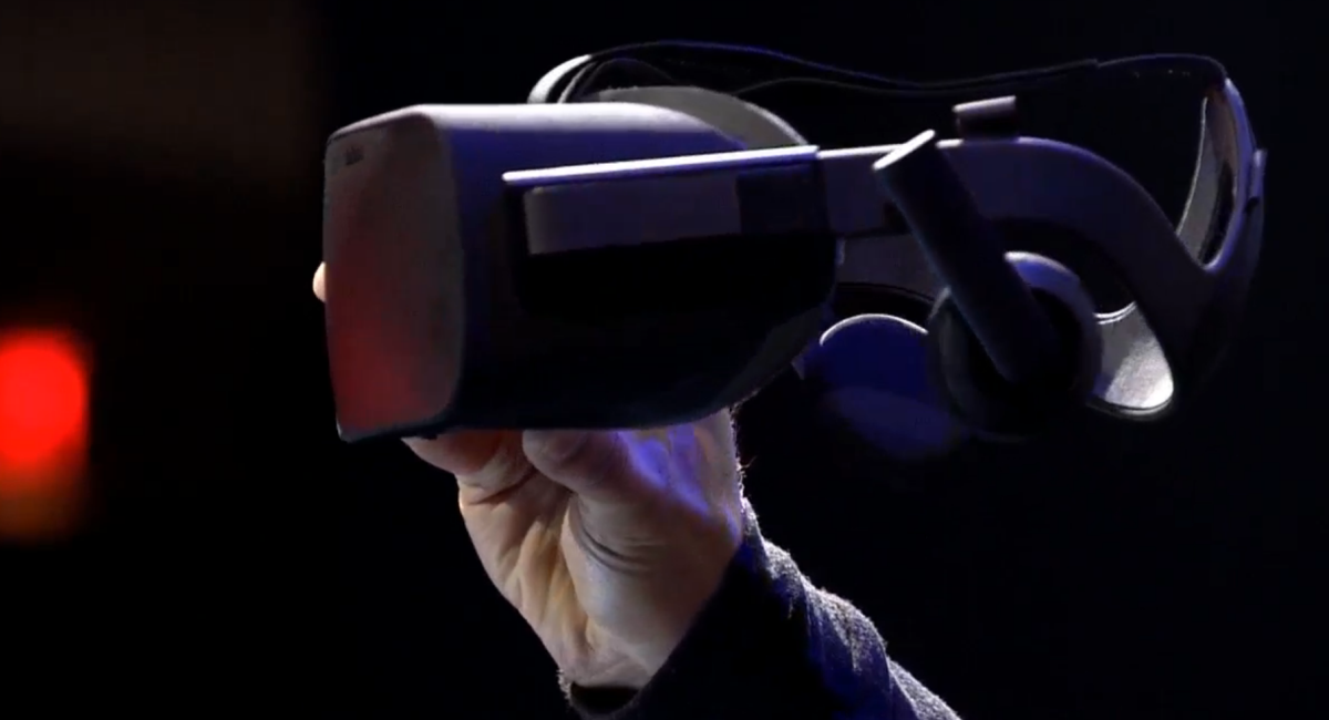 Oculus unveils the consumer Rift, due Q1 2016