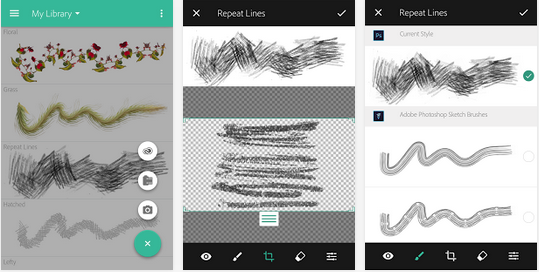 Adobe launches its first Creative Cloud mobile apps on Android