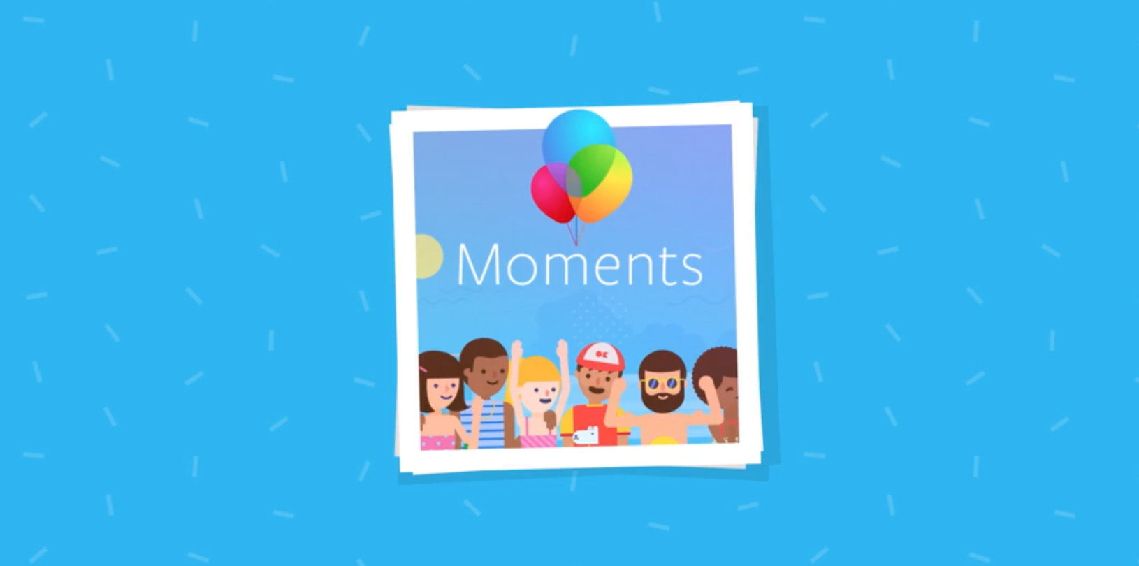 Facebook updates photo sharing app Moments with movies, new languages