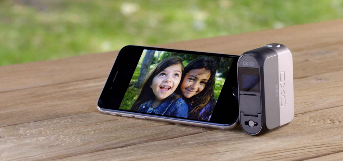 DxO's iPhone camera attachment promises DSLR quality shots in your pocket