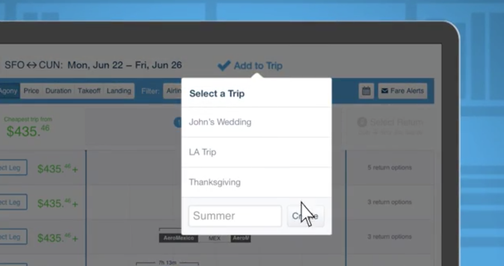 Hipmunk's new 'Trip Planning' feature lets you obsess over your upcoming vacation