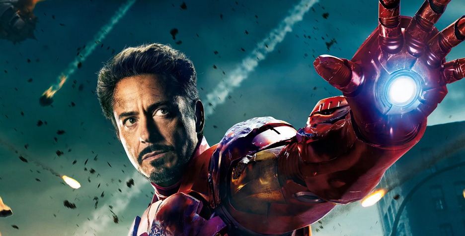See every Iron Man suit from the Marvel movies in a single GIF