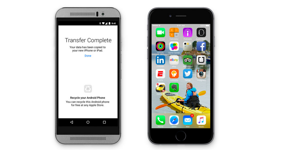 Apple's 'Move to iOS' app for Android owners is hypocritical