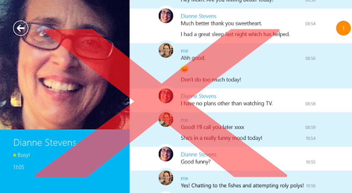 Microsoft is retiring the Modern UI version of Skype on July 7