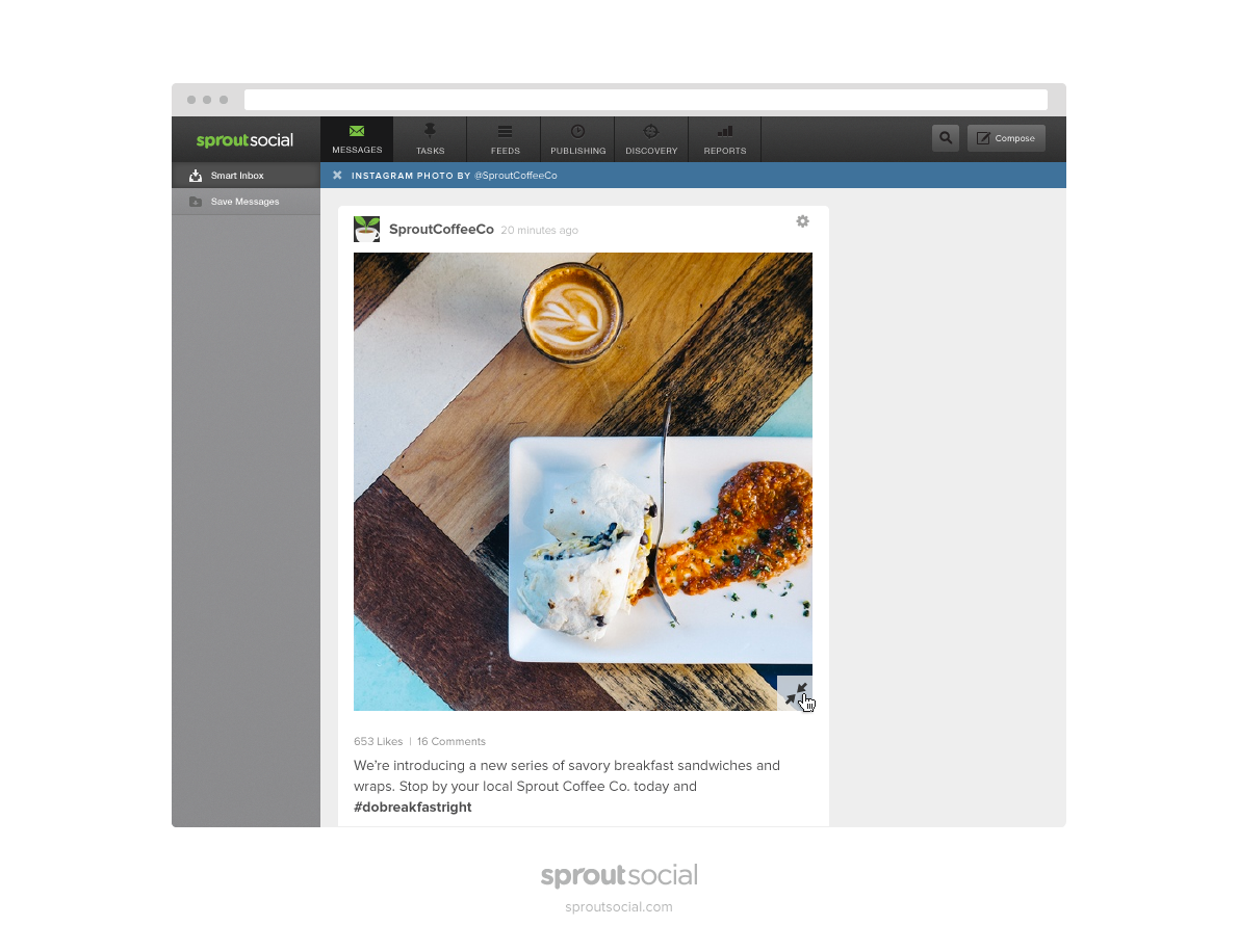 Sprout Social introduces Instagram integration to its platform