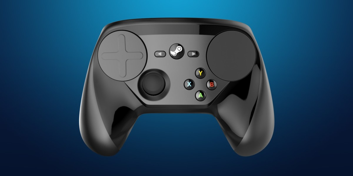 Twiddle your thumbs no more, the Steam Controller is now available in the US and UK