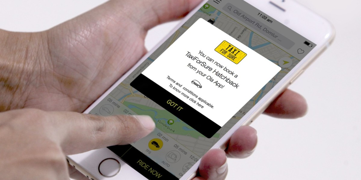 TFS integrated on Ola app