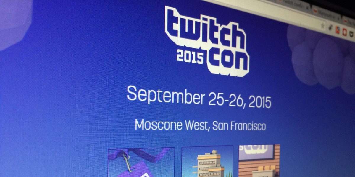 TwitchCon introduces competitions, VR demos