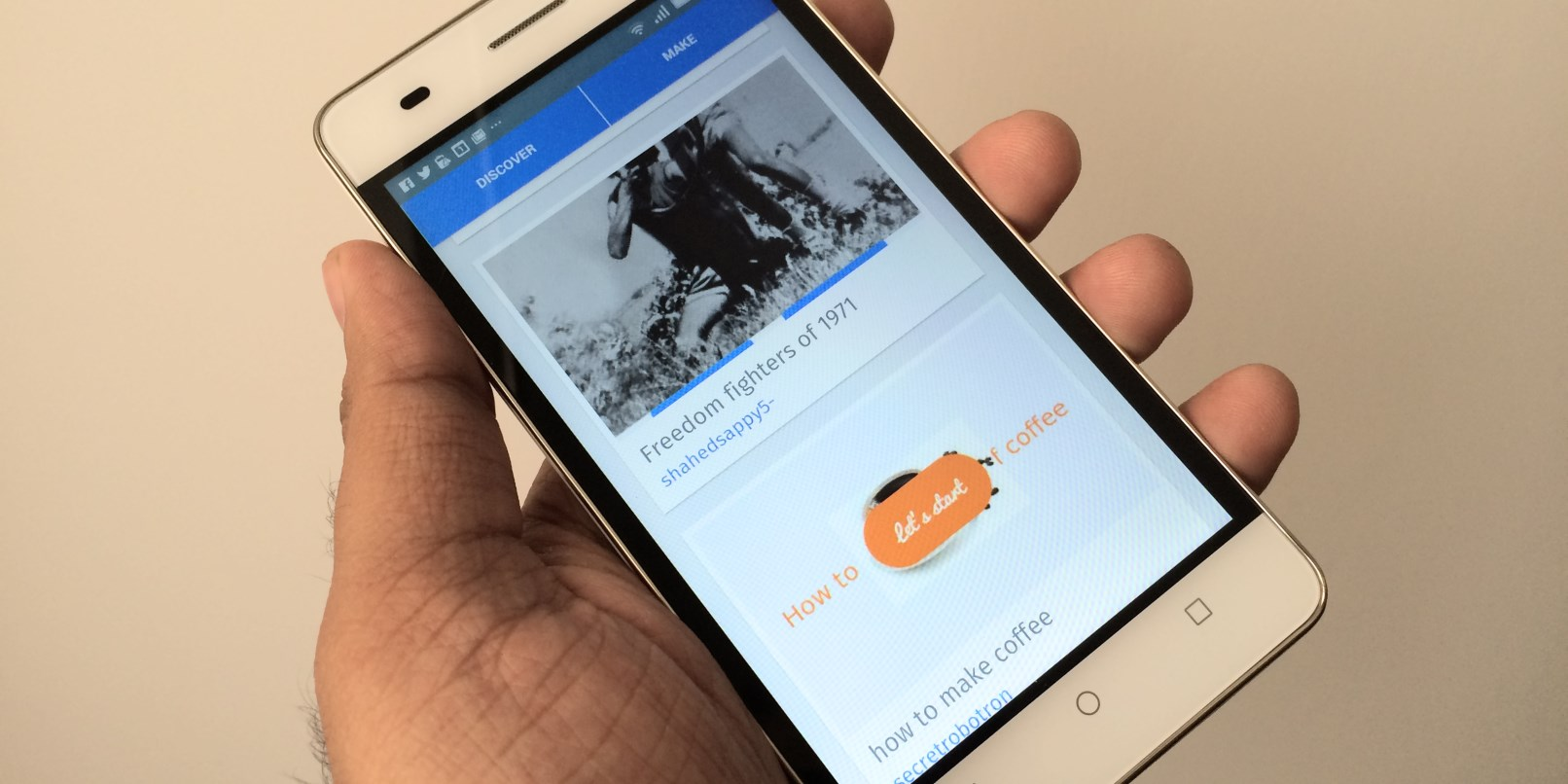 Mozilla launches an Android app for creating content in local languages