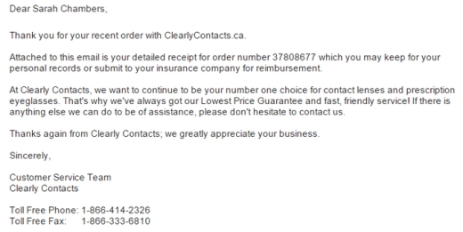 clearlycontacts-email-support
