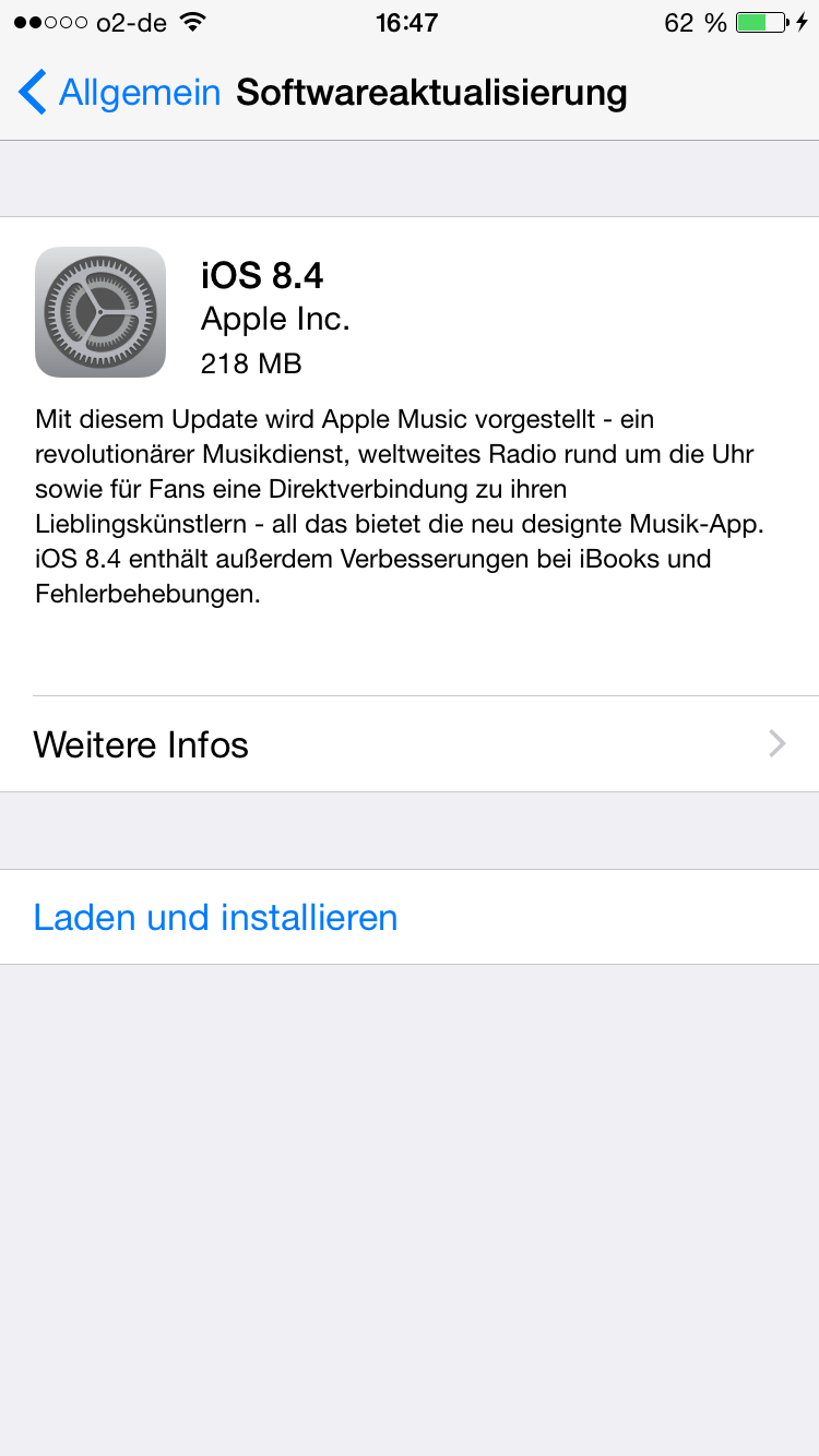 Apple Music is live: Download iOS 8 4 now to try it