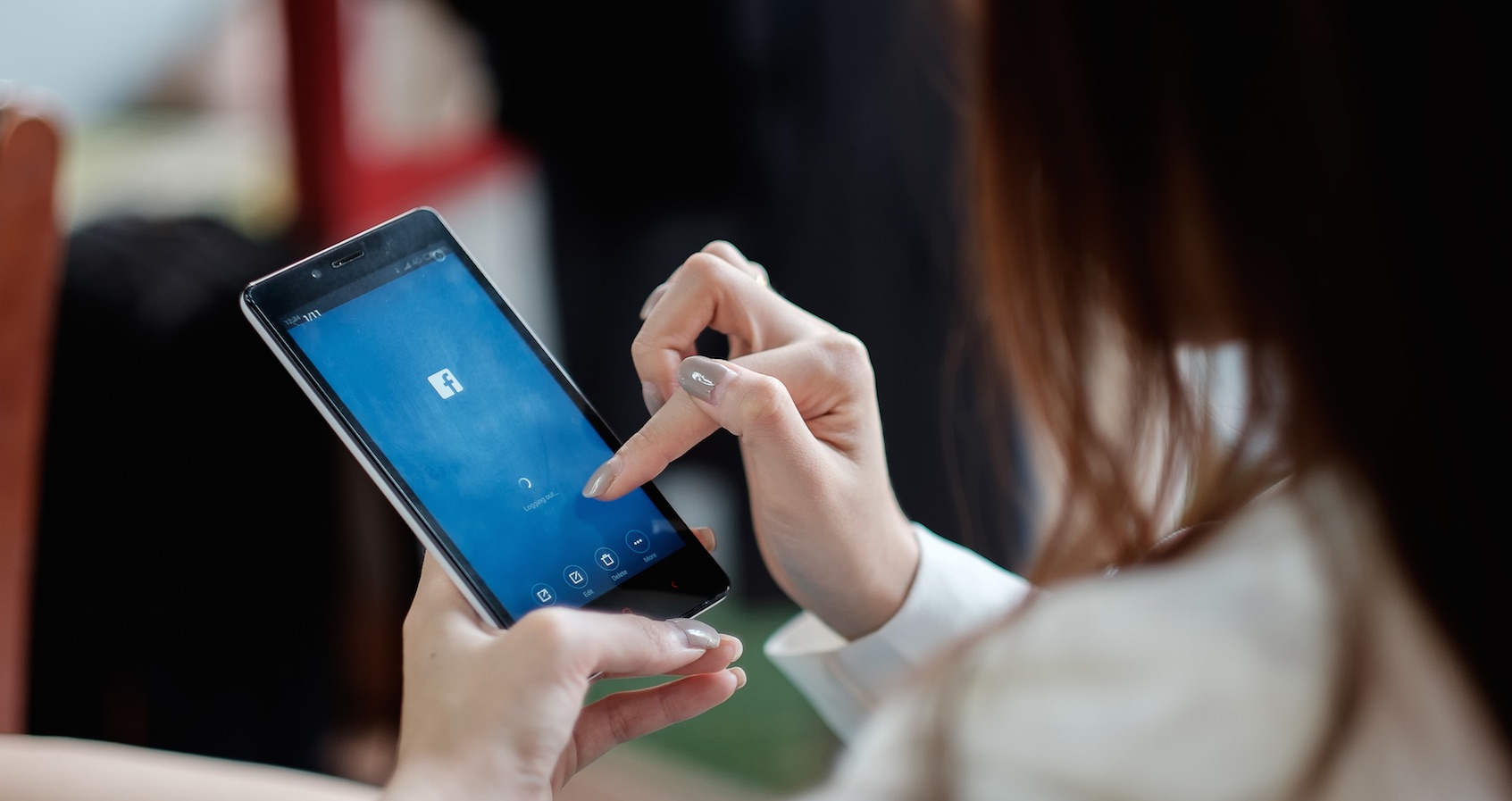 Facebook addiction - and how to tackle it