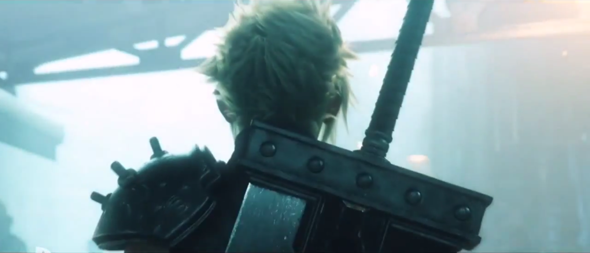 Holy crap, Square Enix just announced an official 'Final Fantasy VII' remake