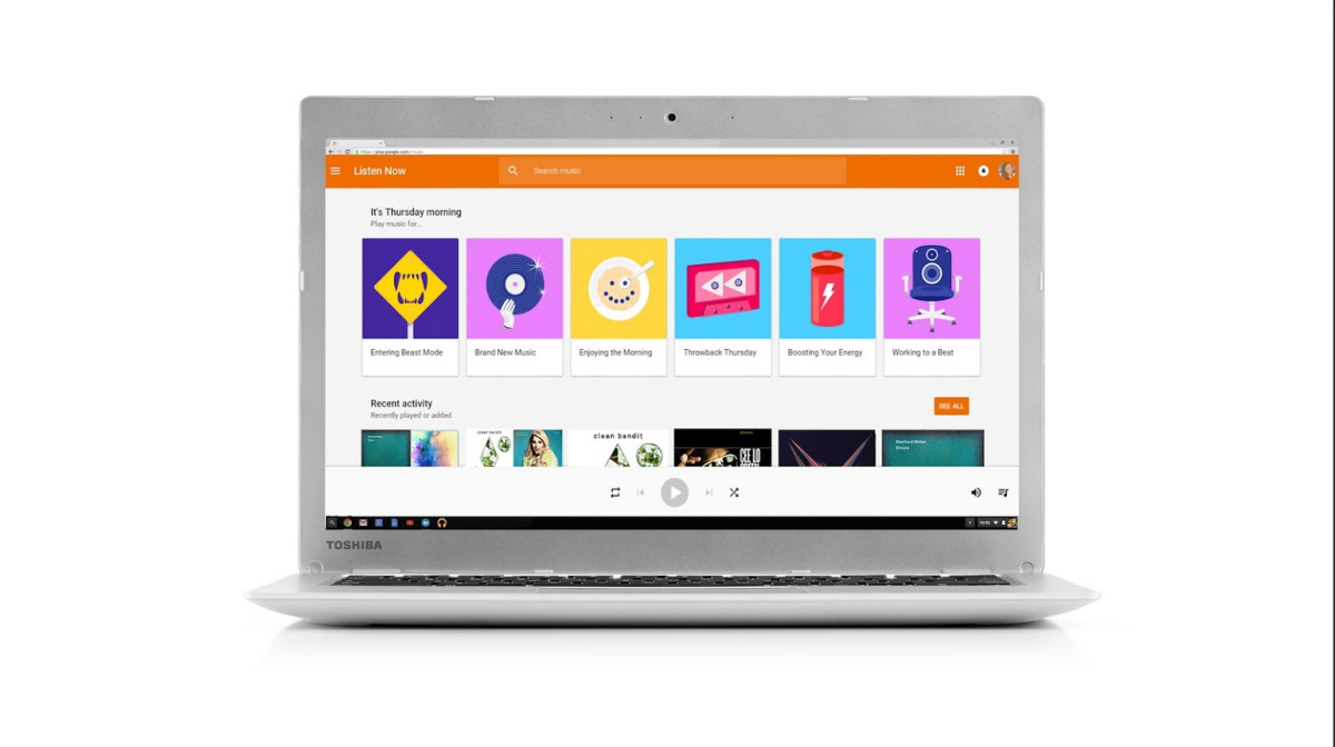 A free, ad-supported version of Google Play Music is now available in the US