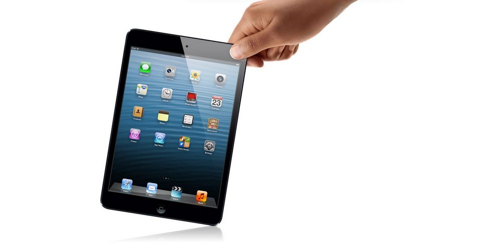 Apple is no longer selling the original iPad mini, its last non-Retina iOS device