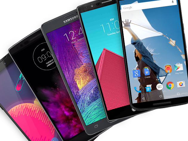 Win an Android phablet