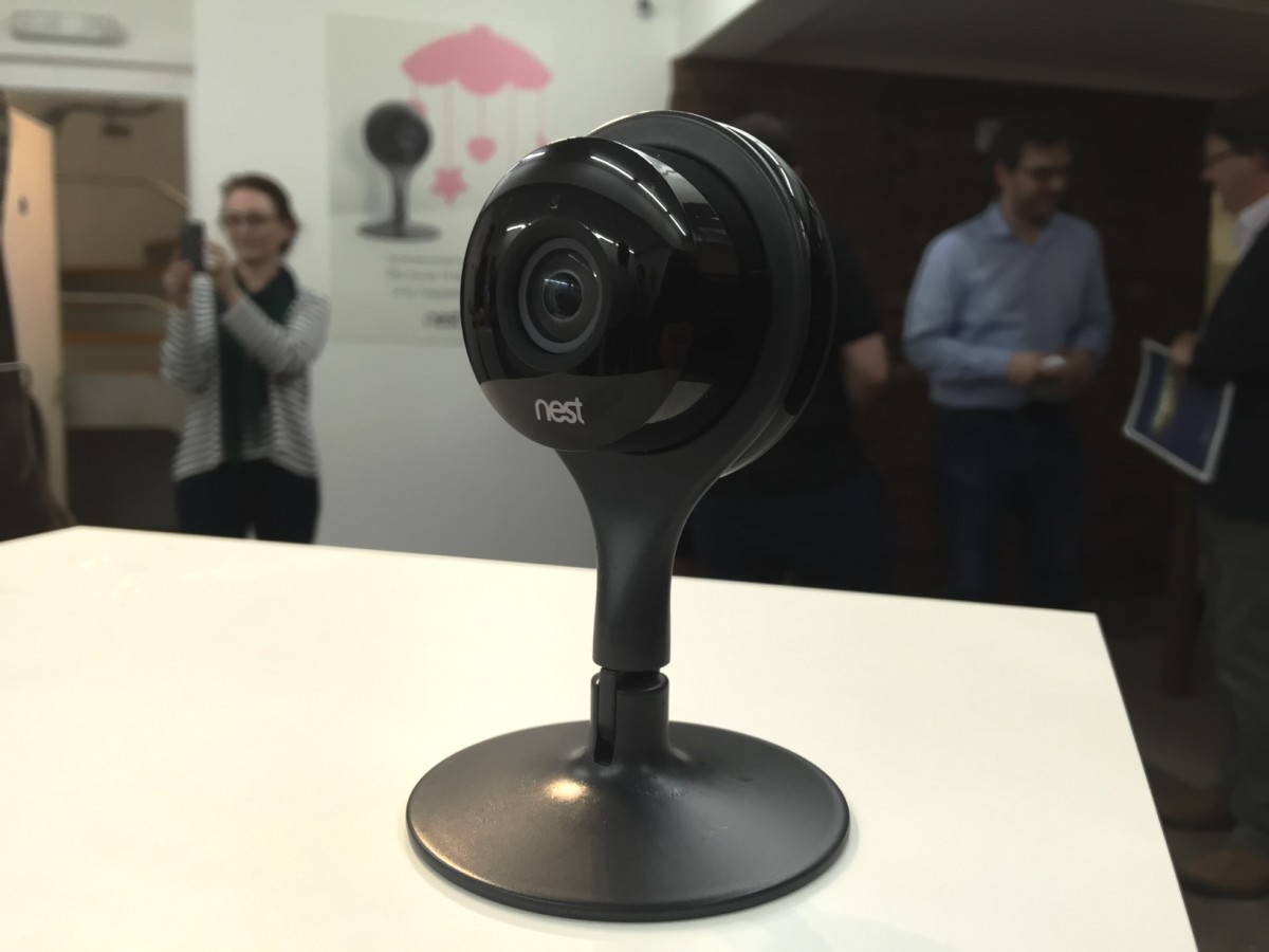 Nest unveils Cam security camera, new Protect and data-sharing deal with insurance companies