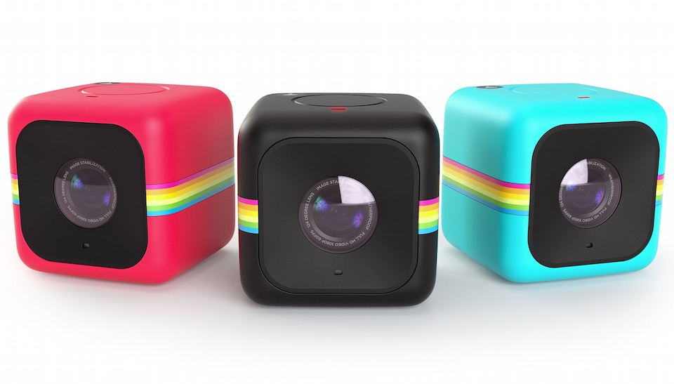 Polaroid Cube+ adds Wi-Fi and smartphone app for more photographic fun