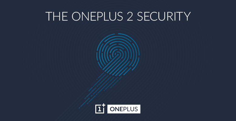 OnePlus Two boasts a fingerprint sensor that's 'faster than Touch ID'